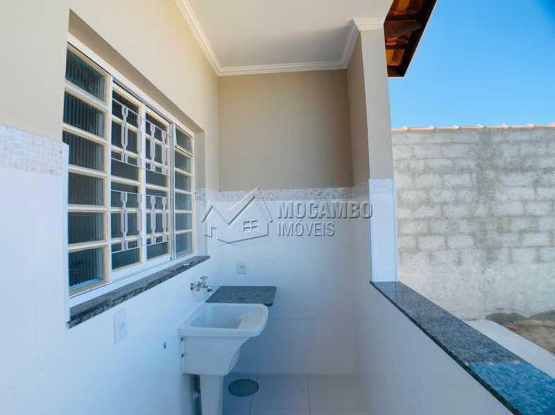 Lavanderia - Casa 3 quartos à venda Itatiba,SP - R$ 390.000 - FCCA31441 - 9