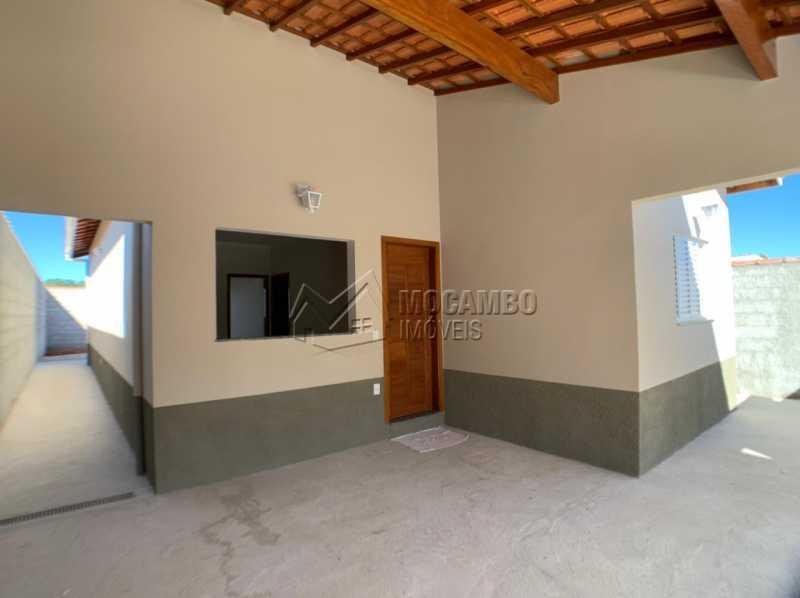 Fachada - Casa 3 quartos à venda Itatiba,SP - R$ 390.000 - FCCA31441 - 1