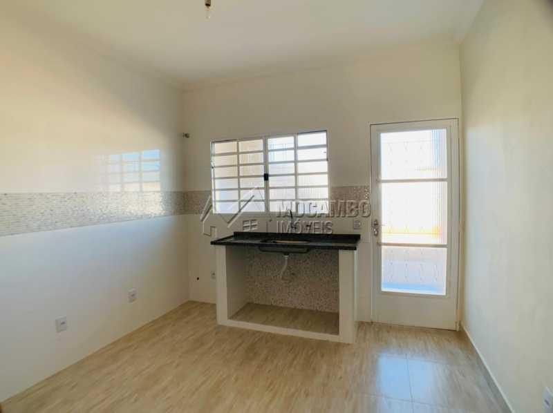 Cozinha - Casa 3 quartos à venda Itatiba,SP - R$ 390.000 - FCCA31441 - 8