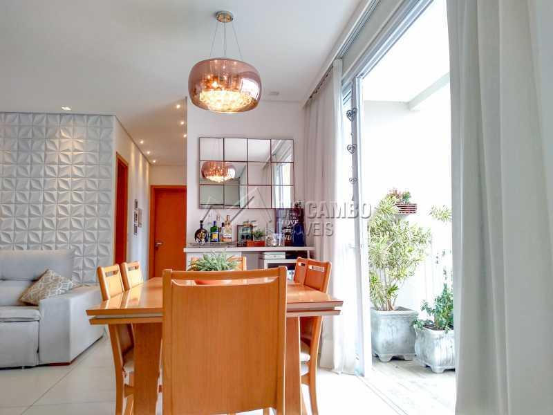 espaço do barzinho - Apartamento 3 quartos à venda Itatiba,SP - R$ 658.000 - FCAP30608 - 5