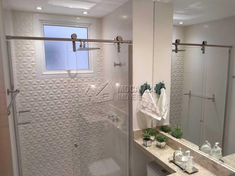 banheiro suite - Apartamento 3 quartos à venda Itatiba,SP - R$ 658.000 - FCAP30608 - 12