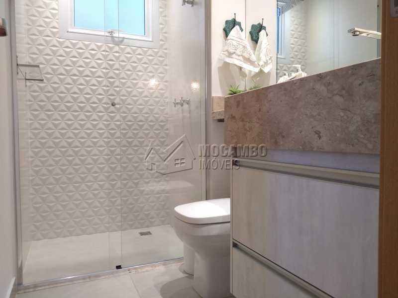 banheiro suite - Apartamento 3 quartos à venda Itatiba,SP - R$ 658.000 - FCAP30608 - 11