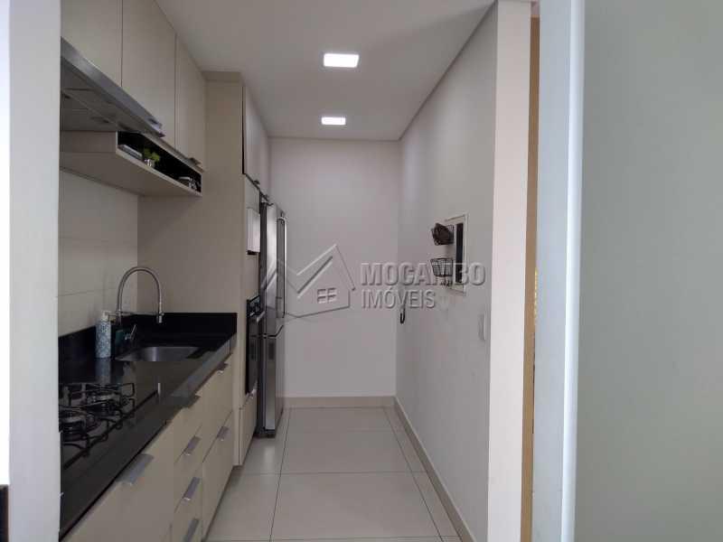 cozinha - Apartamento 3 quartos à venda Itatiba,SP - R$ 658.000 - FCAP30608 - 7