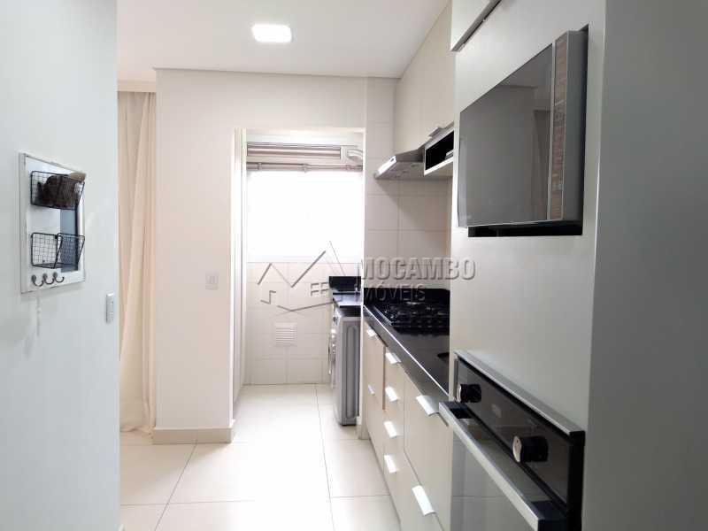 lavanderia - Apartamento 3 quartos à venda Itatiba,SP - R$ 658.000 - FCAP30608 - 6