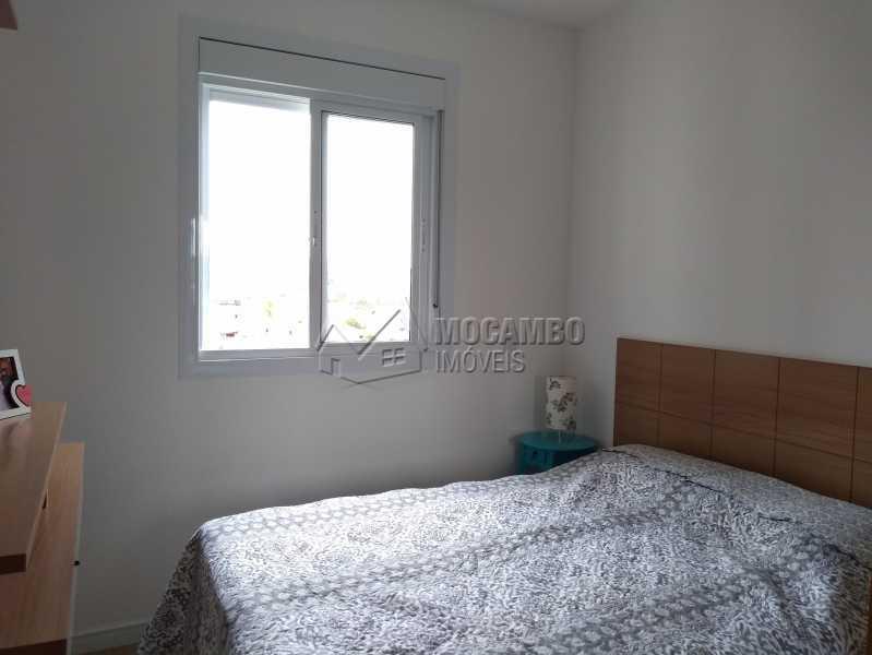 quarto de visita - Apartamento 3 quartos à venda Itatiba,SP - R$ 658.000 - FCAP30608 - 13