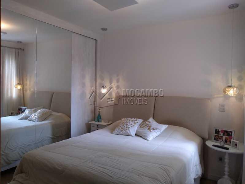 quarto com suite - Apartamento 3 quartos à venda Itatiba,SP - R$ 658.000 - FCAP30608 - 9