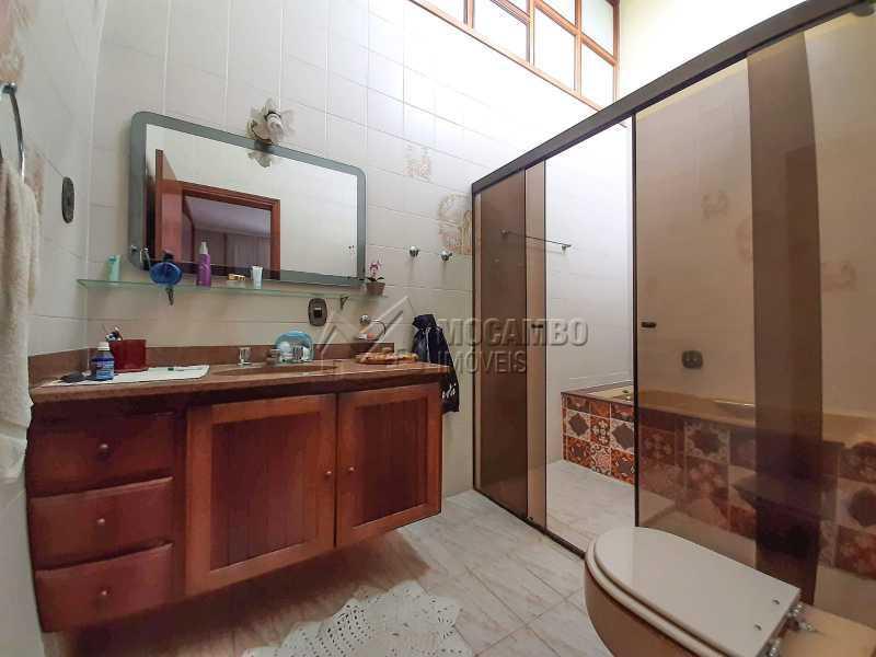 Banheiro da Suite - Casa 3 quartos à venda Itatiba,SP - R$ 589.000 - FCCA31444 - 11
