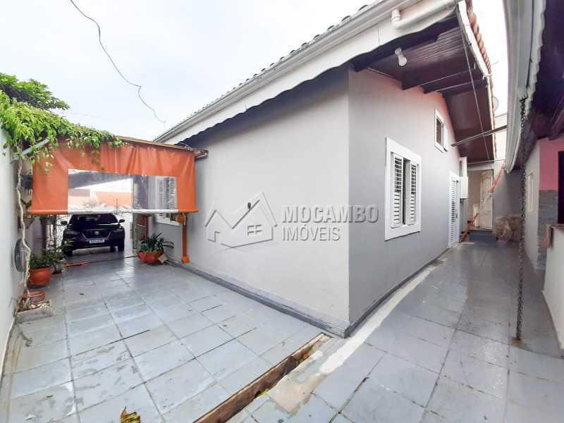 Quintal - Casa 3 quartos à venda Itatiba,SP - R$ 589.000 - FCCA31444 - 14