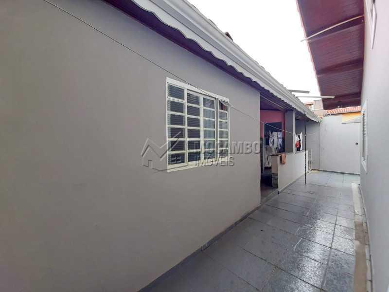 Quintal - Casa 3 quartos à venda Itatiba,SP - R$ 530.000 - FCCA31444 - 13