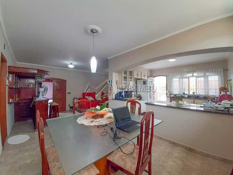 Sala de jantar - Casa 3 quartos à venda Itatiba,SP - R$ 589.000 - FCCA31444 - 6