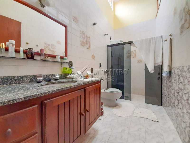 Banheiro Soxial - Casa 3 quartos à venda Itatiba,SP - R$ 589.000 - FCCA31444 - 8