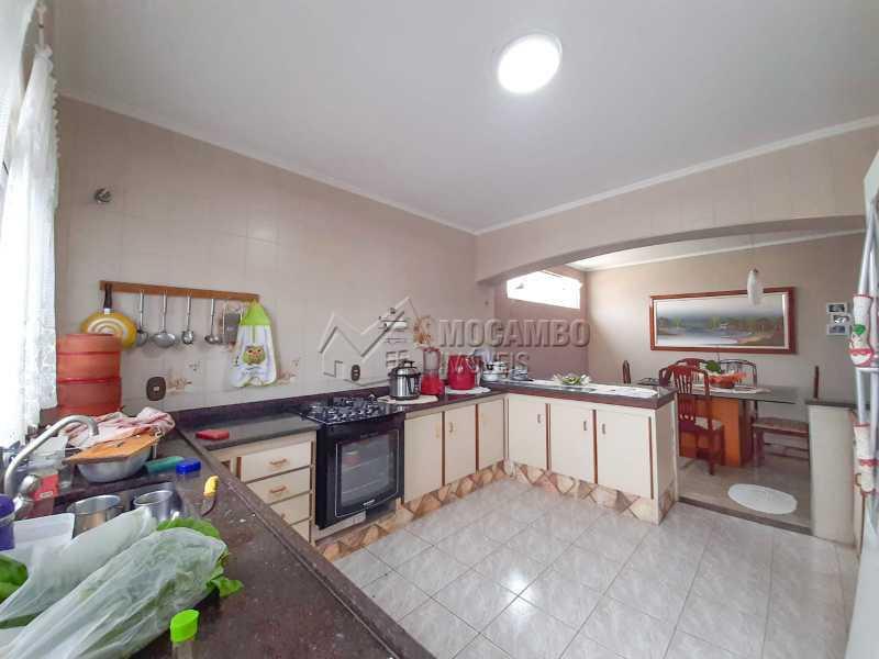 Cozinha - Casa 3 quartos à venda Itatiba,SP - R$ 589.000 - FCCA31444 - 7