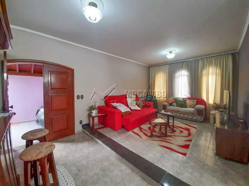 Sala - Casa 3 quartos à venda Itatiba,SP - R$ 589.000 - FCCA31444 - 4