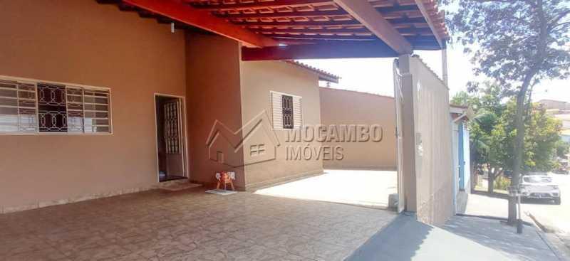 Garagem - Casa 3 quartos à venda Itatiba,SP - R$ 415.000 - FCCA31446 - 1