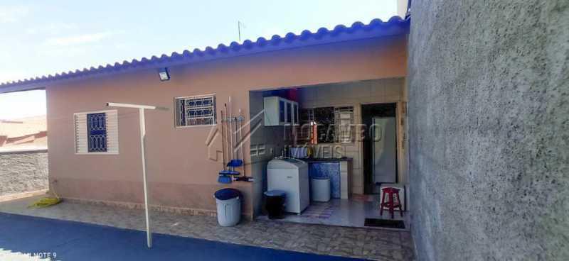 Fachada - Casa 3 quartos à venda Itatiba,SP - R$ 415.000 - FCCA31446 - 7