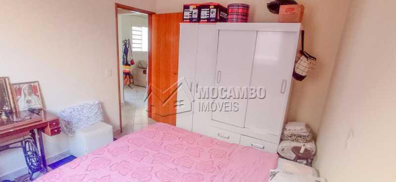 Dormitório - Casa 3 quartos à venda Itatiba,SP - R$ 415.000 - FCCA31446 - 9