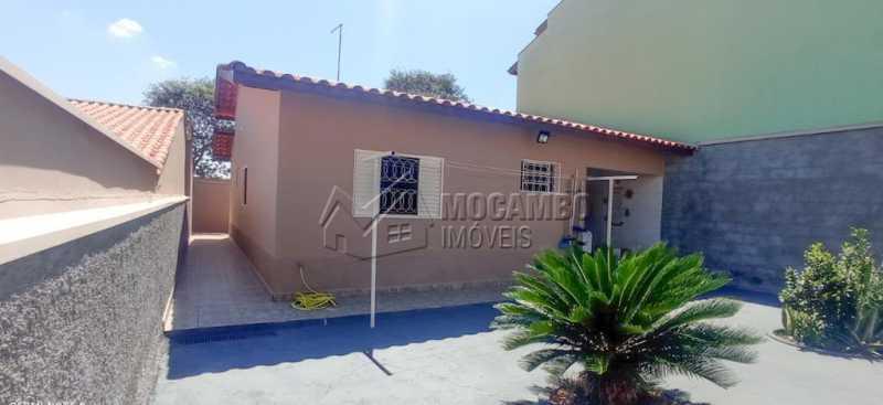 Quintal - Casa 3 quartos à venda Itatiba,SP - R$ 415.000 - FCCA31446 - 10