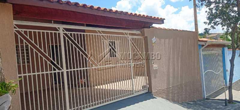Fachada - Casa 3 quartos à venda Itatiba,SP - R$ 415.000 - FCCA31446 - 12