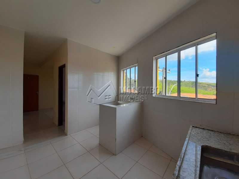 Cozinha - Kitnet/Conjugado 28m² à venda Itatiba,SP - R$ 130.000 - FCKI10031 - 3