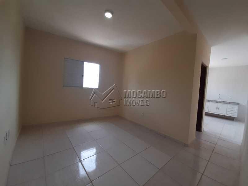 Entrada - Kitnet/Conjugado 28m² à venda Itatiba,SP - R$ 130.000 - FCKI10031 - 1
