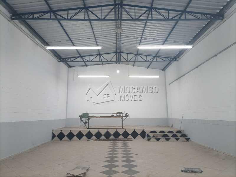 Galpão - Galpão 257m² para alugar Itatiba,SP - R$ 2.500 - FCGA00188 - 1