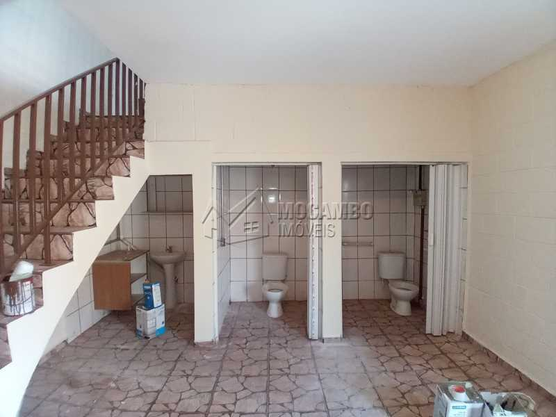 Sala de Entrada - Galpão 257m² para alugar Itatiba,SP - R$ 2.500 - FCGA00188 - 4