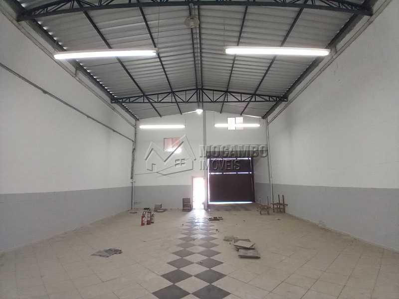 Galpão - Galpão 257m² para alugar Itatiba,SP - R$ 2.500 - FCGA00188 - 3