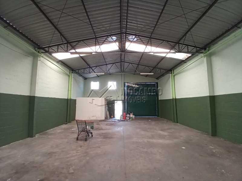 Galpão  - Galpão 238m² para alugar Itatiba,SP - R$ 2.500 - FCGA00189 - 1