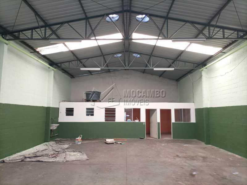 Galpão  - Galpão 238m² para alugar Itatiba,SP - R$ 2.500 - FCGA00189 - 3
