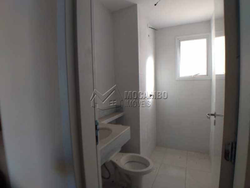 Banheiro - Apartamento 2 quartos à venda Itatiba,SP - R$ 210.000 - FCAP21243 - 4