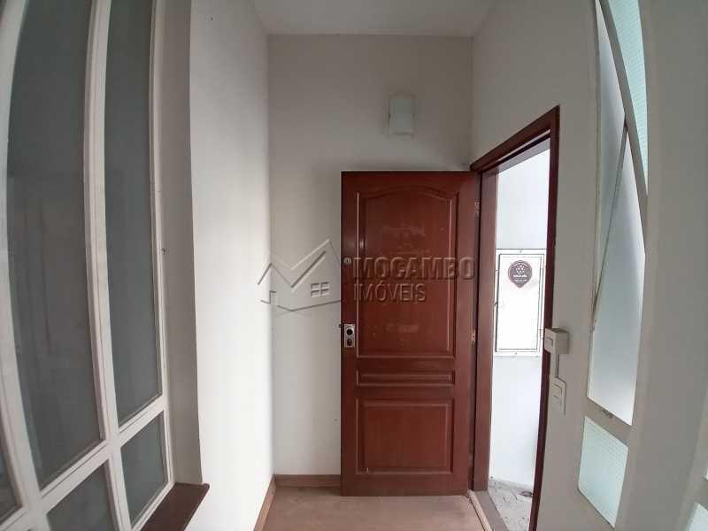 Área de Entrada - Casa 2 quartos para alugar Itatiba,SP Centro - R$ 4.000 - FCCA21470 - 1