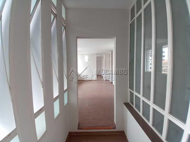 Área de Entrada - Casa 2 quartos para alugar Itatiba,SP Centro - R$ 4.000 - FCCA21470 - 3