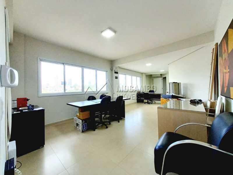Sala Superior - Sala Comercial 110m² para alugar Itatiba,SP - R$ 3.000 - FCSL00234 - 1