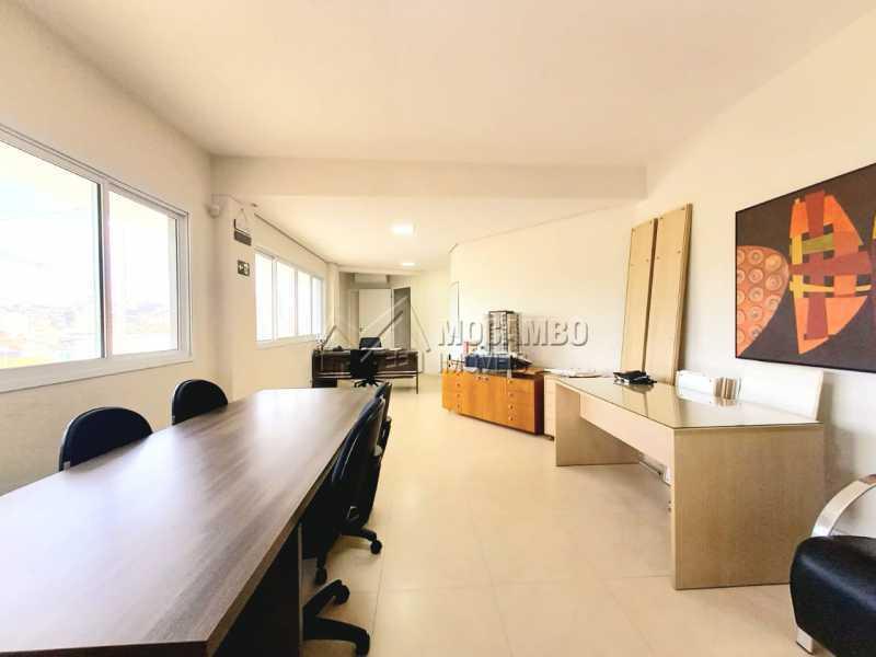 Sala Superior - Sala Comercial 110m² para alugar Itatiba,SP - R$ 3.000 - FCSL00234 - 3