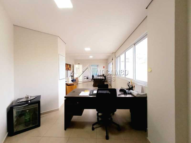 Sala Superior - Sala Comercial 110m² para alugar Itatiba,SP - R$ 3.000 - FCSL00234 - 6