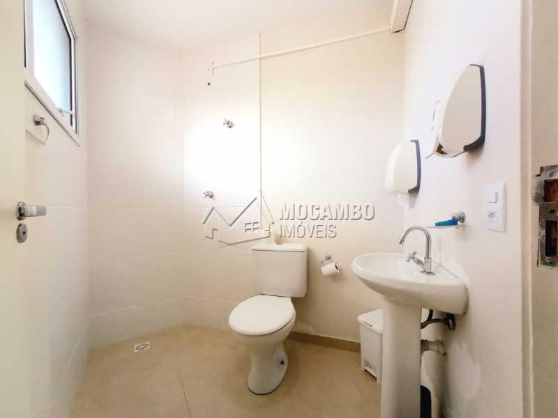 Banheiro - Sala Superior - Sala Comercial 110m² para alugar Itatiba,SP - R$ 3.000 - FCSL00234 - 8