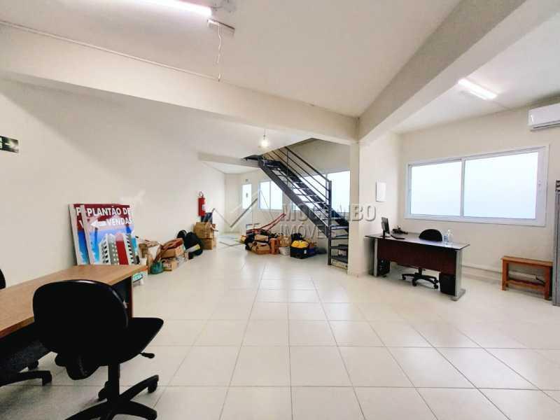 Sala Inferior - Sala Comercial 110m² para alugar Itatiba,SP - R$ 3.000 - FCSL00234 - 12