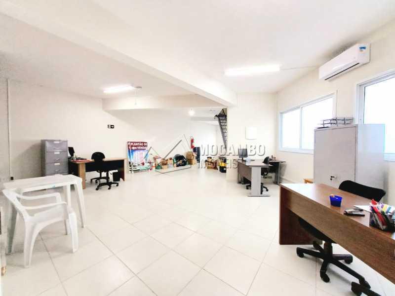 Sala Inferior - Sala Comercial 110m² para alugar Itatiba,SP - R$ 3.000 - FCSL00234 - 15
