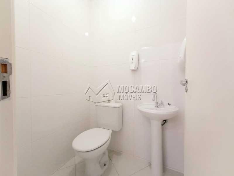 Banheiro 01 - Sala Inferior - Sala Comercial 110m² para alugar Itatiba,SP - R$ 3.000 - FCSL00234 - 18