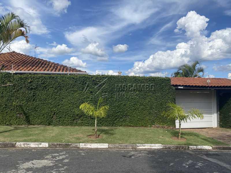 Fachada - Chácara 1000m² à venda Itatiba,SP - R$ 700.000 - FCCH20070 - 3