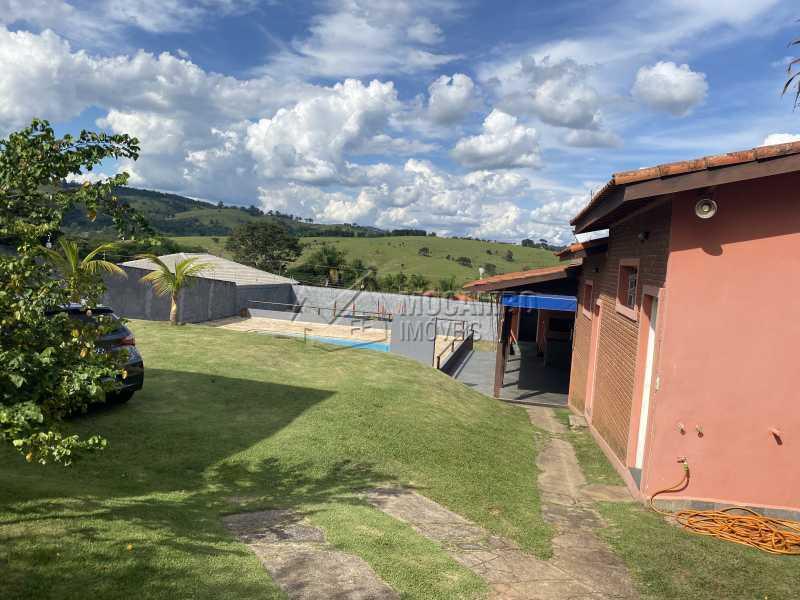 Entrada p área gourmet - Chácara 1000m² à venda Itatiba,SP - R$ 700.000 - FCCH20070 - 18