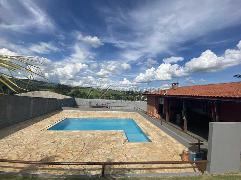Piscina - Chácara 1000m² à venda Itatiba,SP - R$ 700.000 - FCCH20070 - 21