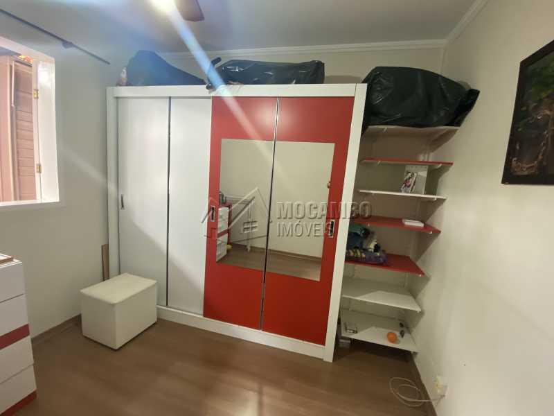 Dormitório - Chácara 1000m² à venda Itatiba,SP - R$ 700.000 - FCCH20070 - 14