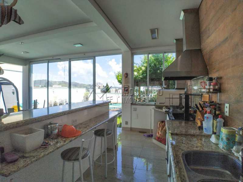 Area gourmet - Casa 3 quartos à venda Itatiba,SP Nova Itatiba - R$ 900.000 - FCCA31452 - 20