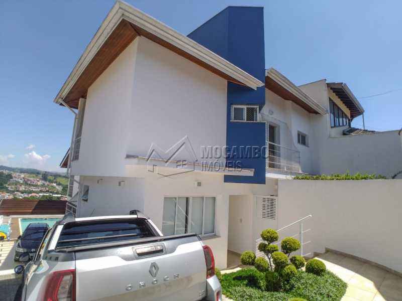Fachada - Casa 3 quartos à venda Itatiba,SP Nova Itatiba - R$ 900.000 - FCCA31452 - 22