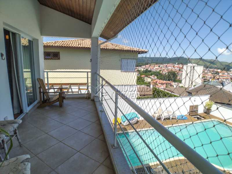 Varanda - Casa 3 quartos à venda Itatiba,SP Nova Itatiba - R$ 900.000 - FCCA31452 - 13