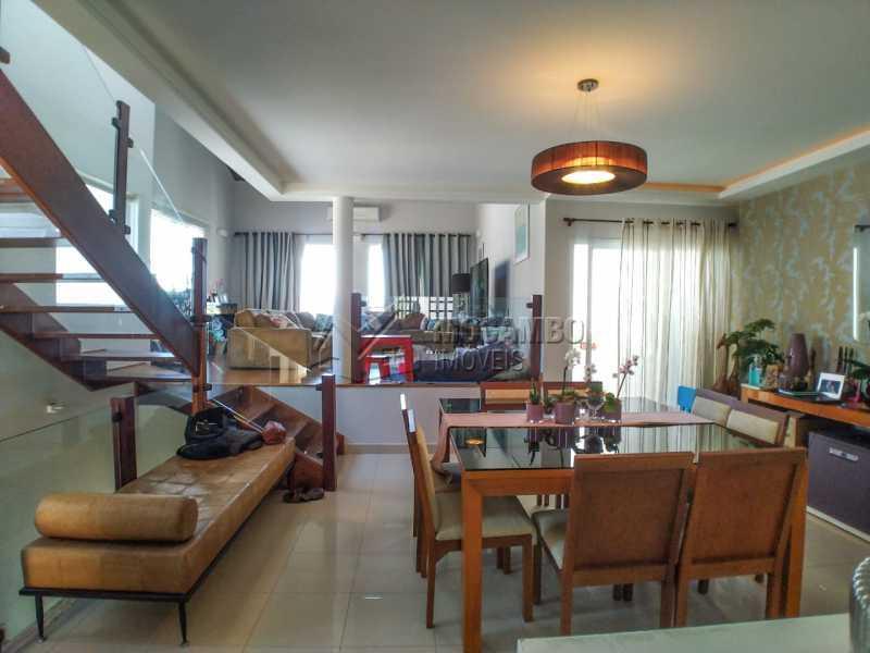 Jantar - Casa 3 quartos à venda Itatiba,SP Nova Itatiba - R$ 900.000 - FCCA31452 - 5