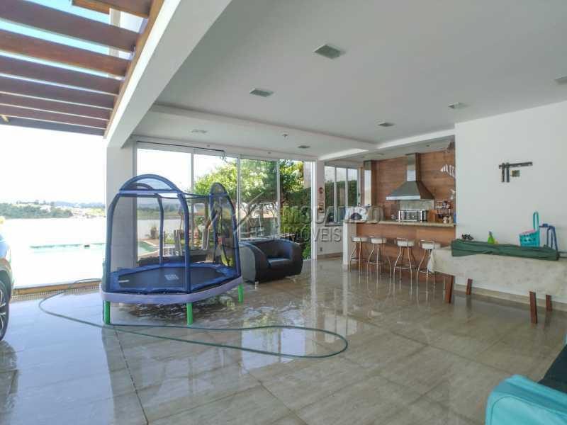 Área gourmet - Casa 3 quartos à venda Itatiba,SP Nova Itatiba - R$ 900.000 - FCCA31452 - 23