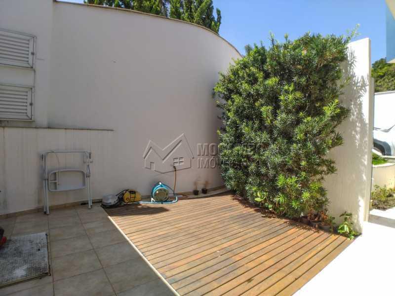 Entrada social - Casa 3 quartos à venda Itatiba,SP Nova Itatiba - R$ 900.000 - FCCA31452 - 19
