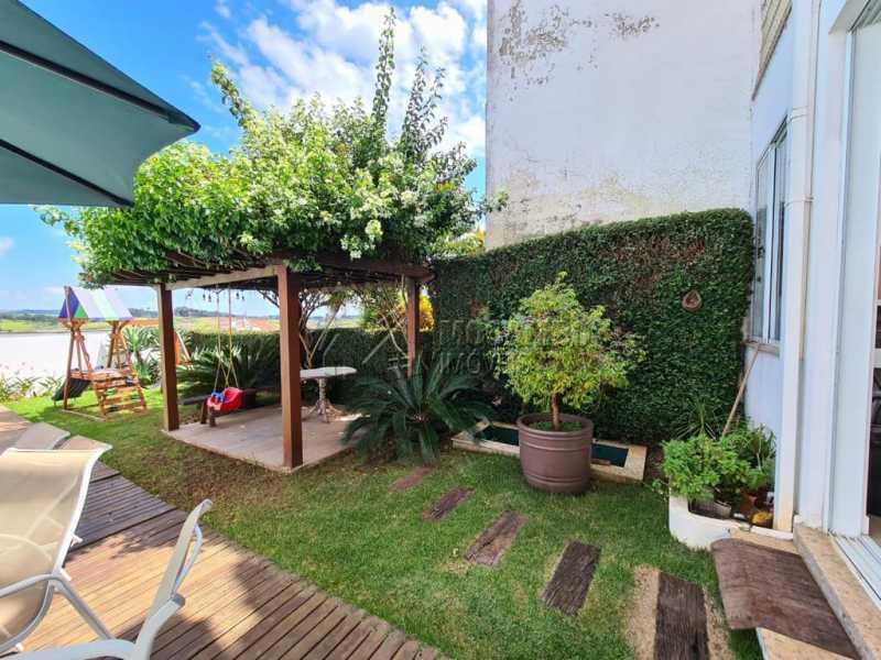 Área gourmet - Casa 3 quartos à venda Itatiba,SP Nova Itatiba - R$ 900.000 - FCCA31452 - 24
